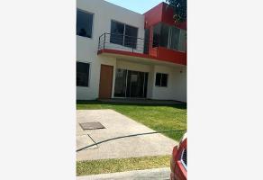 Foto de casa en venta en avenida par vial 62, atlacomulco, jiutepec, morelos, 7715177 No. 01