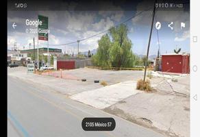 Foto de terreno habitacional en venta en avenida paseo de la reforma , saltillo zona centro, saltillo, coahuila de zaragoza, 18627168 No. 01