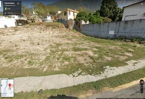 Foto de terreno habitacional en venta en avenida paseo de las americas , country la silla sector 4, guadalupe, nuevo león, 0 No. 01