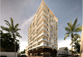 Foto de departamento en venta en avenida paseo de las garzas , zona hotelera norte, puerto vallarta, jalisco, 14011650 No. 01