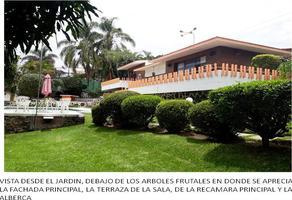Foto de casa en venta en avenida paseo del conquistador , lomas de cortes, cuernavaca, morelos, 0 No. 01