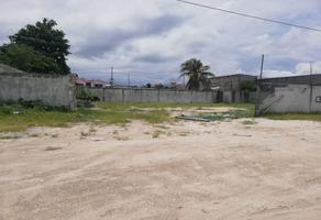 Foto de terreno habitacional en venta en avenida paseo del mar , san carlos, carmen, campeche, 16443872 No. 01