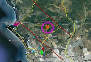 Foto de terreno habitacional en venta en avenida paseo del pacífico , real del valle, mazatlán, sinaloa, 5641370 No. 01