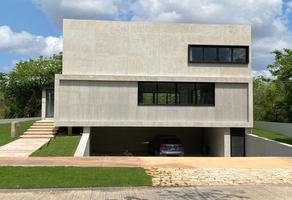 Foto de casa en venta en avenida paseo jaguar , yucatan, mérida, yucatán, 21587035 No. 01