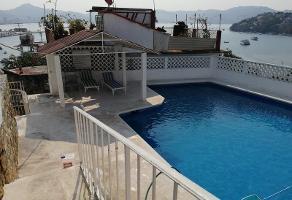 Foto de departamento en venta en avenida pinzona 126, las playas, acapulco de juárez, guerrero, 0 No. 01