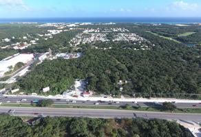 Foto de terreno comercial en venta en avenida , playa del carmen centro, solidaridad, quintana roo, 0 No. 01