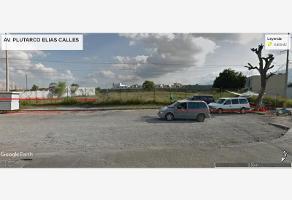 Foto de terreno comercial en renta en avenida plutarco elías calles , rincón de la hacienda, guadalupe, nuevo león, 6045937 No. 01
