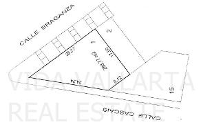 Foto de terreno habitacional en venta en avenida poetas , lomas del progreso, puerto vallarta, jalisco, 15199029 No. 01