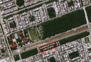Foto de terreno habitacional en venta en avenida politécnico, esquina calle mario villanueva madrid 1 , región 518, benito juárez, quintana roo, 0 No. 01