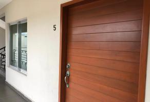 Foto de departamento en renta en avenida principal 5, palmeira, centro, tabasco, 0 No. 01