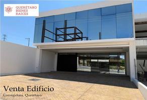Foto de edificio en venta en avenida prolongacion amsterdam 34, el pueblito, corregidora, querétaro, 0 No. 01