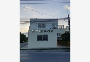 Foto de oficina en renta en avenida prolongacion la luna 4, supermanzana 318, benito juárez, quintana roo, 0 No. 01