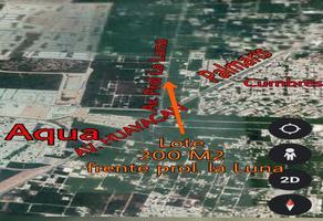Foto de terreno habitacional en venta en avenida prolongacion la luna , colegios, benito juárez, quintana roo, 0 No. 01
