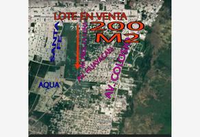 Foto de terreno comercial en venta en avenida prolongacion la luna esquina roble 10, álamos i, benito juárez, quintana roo, 0 No. 01