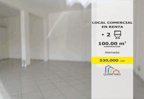 Foto de local en renta en avenida prolongacion luis pasteur , alameda, querétaro, querétaro, 0 No. 01