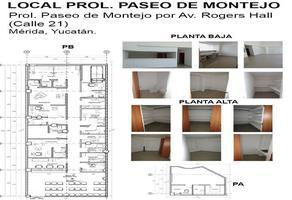 Foto de local en renta en avenida prolongación montejo , campestre, mérida, yucatán, 12104470 No. 01