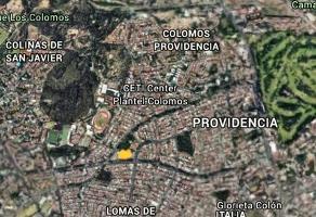 Foto de terreno comercial en venta en avenida providencia , providencia 4a secc, guadalajara, jalisco, 6692922 No. 01