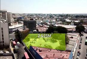Foto de terreno comercial en venta en avenida ramon corona 484, guadalajara centro, guadalajara, jalisco, 16095793 No. 01