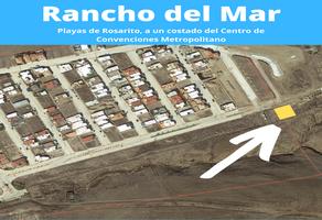 Foto de terreno habitacional en venta en avenida rancho del mar sur , rancho del mar, playas de rosarito, baja california, 17875257 No. 01