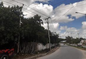 Foto de terreno comercial en venta en avenida rancho viejo , supermanzana 76, benito juárez, quintana roo, 12059547 No. 01