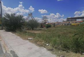 Foto de terreno habitacional en renta en avenida real de palmas , real de palmas, general zuazua, nuevo león, 0 No. 01