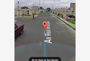 Foto de casa en venta en avenida real de sn. benito 0, real de san martín, valle de chalco solidaridad, méxico, 4729334 No. 01