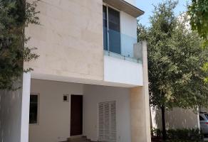 Foto de casa en renta en avenida real san agustin , del valle oriente, san pedro garza garcía, nuevo león, 0 No. 01