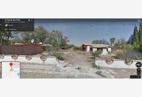 Foto de terreno habitacional en venta en avenida real san pedro 185, campestre real del potosí, cerro de san pedro, san luis potosí, 15466052 No. 01