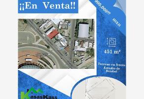 Foto de terreno habitacional en venta en avenida reforma , barreal, juárez, chihuahua, 7575840 No. 01