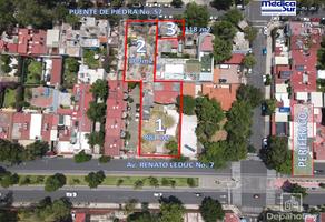 Foto de terreno habitacional en venta en avenida renato leduc , toriello guerra, tlalpan, df / cdmx, 0 No. 01