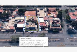 Foto de terreno comercial en venta en avenida revolución 1358, guadalupe inn, álvaro obregón, df / cdmx, 14721956 No. 01