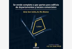 Foto de terreno habitacional en venta en avenida rio blanco 4100, el centinela, zapopan, jalisco, 0 No. 01