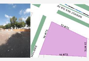 Foto de terreno habitacional en venta en avenida río san joaquín 515, granada, miguel hidalgo, df / cdmx, 0 No. 01