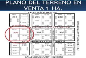 Foto de terreno habitacional en venta en avenida rogelio castorena , supermanzana 312, benito juárez, quintana roo, 0 No. 01