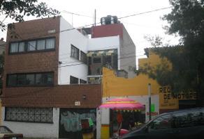 Foto de edificio en venta en avenida rosal , molino de rosas, álvaro obregón, df / cdmx, 13828873 No. 01