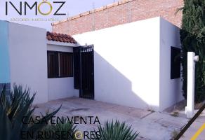 Foto de casa en venta en avenida ruiseñores , ruiseñores, jesús maría, aguascalientes, 0 No. 01
