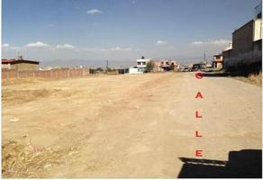 Foto de terreno habitacional en venta en avenida , san felipe tlalmimilolpan, toluca, méxico, 16126809 No. 01