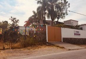 Foto de terreno habitacional en venta en avenida san gaspar s, las fuentes, jiutepec, morelos, 6924014 No. 01