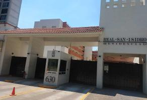 Foto de departamento en renta en avenida san isidro 630 , san pedro xalpa, azcapotzalco, df / cdmx, 0 No. 01