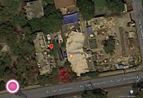 Foto de terreno habitacional en venta en avenida san jeronimo , san jerónimo lídice, la magdalena contreras, df / cdmx, 14952710 No. 01