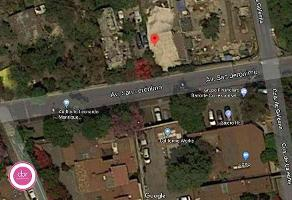 Foto de terreno habitacional en venta en avenida san jeronimo , san jerónimo lídice, la magdalena contreras, df / cdmx, 14952756 No. 01