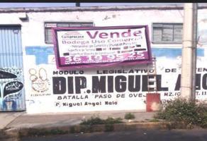 Foto de bodega en venta en avenida san rafael , guadalupe del moral, iztapalapa, df / cdmx, 0 No. 01