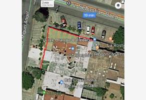 Foto de terreno comercial en venta en avenida sebastian bach 5099, real vallarta, zapopan, jalisco, 6523124 No. 01