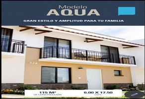 Foto de casa en venta en avenida siglo xxi , pozo bravo norte, aguascalientes, aguascalientes, 13830324 No. 01