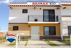 Foto de casa en condominio en venta en avenida siglo xxi , pozo bravo norte, aguascalientes, aguascalientes, 16895282 No. 01