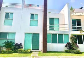 Foto de casa en venta en avenida solidaridad , centro, yautepec, morelos, 0 No. 01