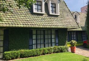 Foto de casa en venta en avenida tecamachalco , polanco v sección, miguel hidalgo, df / cdmx, 0 No. 01