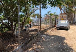 Foto de terreno industrial en venta en avenida teotepec 113, cumbres de figueroa, acapulco de juárez, guerrero, 8695632 No. 01