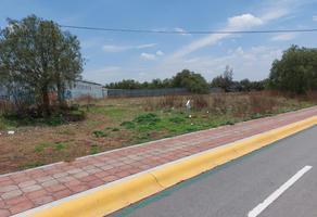 Foto de terreno habitacional en venta en avenida teotihuacan , oxtoyáhuatl (barrio purificación), teotihuacán, méxico, 0 No. 01