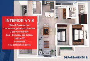 Foto de departamento en venta en avenida tercer milenio 477, lomas del tecnológico, san luis potosí, san luis potosí, 0 No. 01